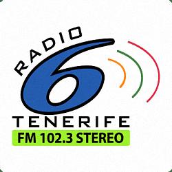 Radio 6 Tenerife está en Tunera.es | radios y streaming de Islas Canarias